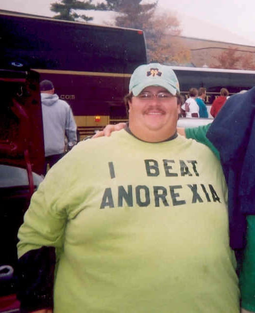 Anorexia Guy