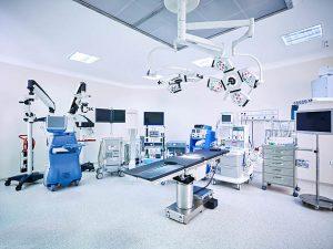 Sala operatoria moderna