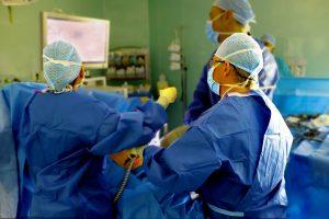 Intervento in clinica